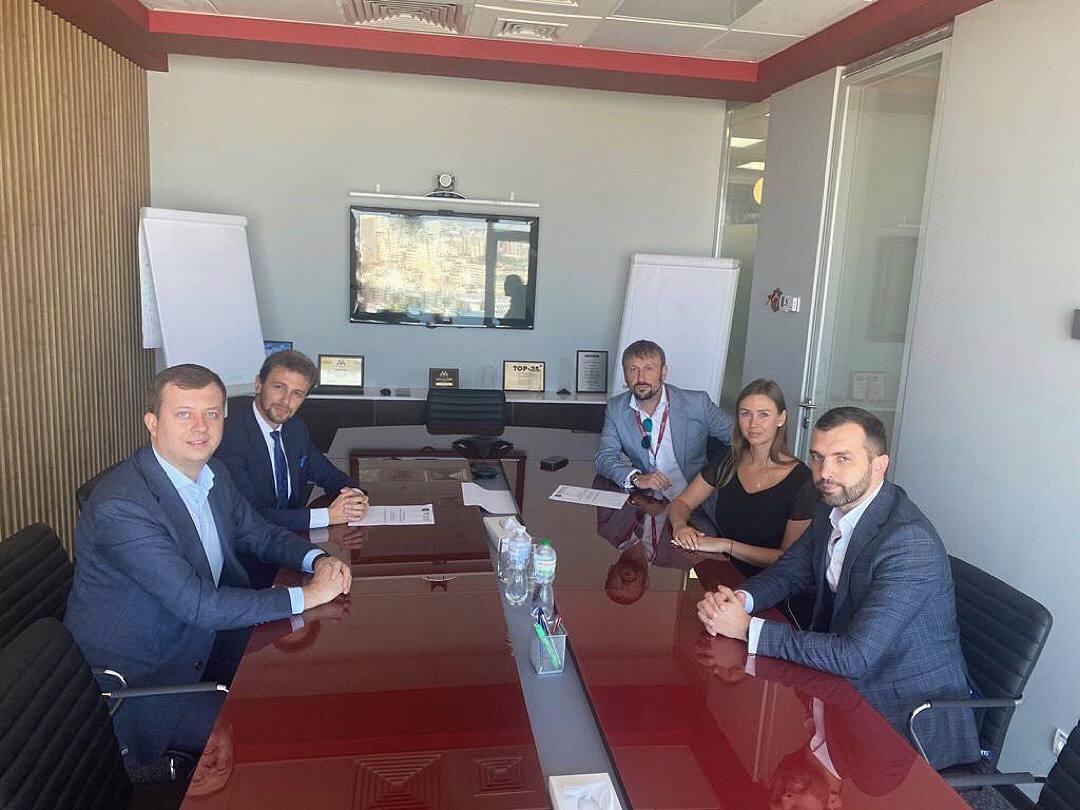Сьогодні між GC-UA та Асоціацією українських банків було підписано меморандум про співпрацю.